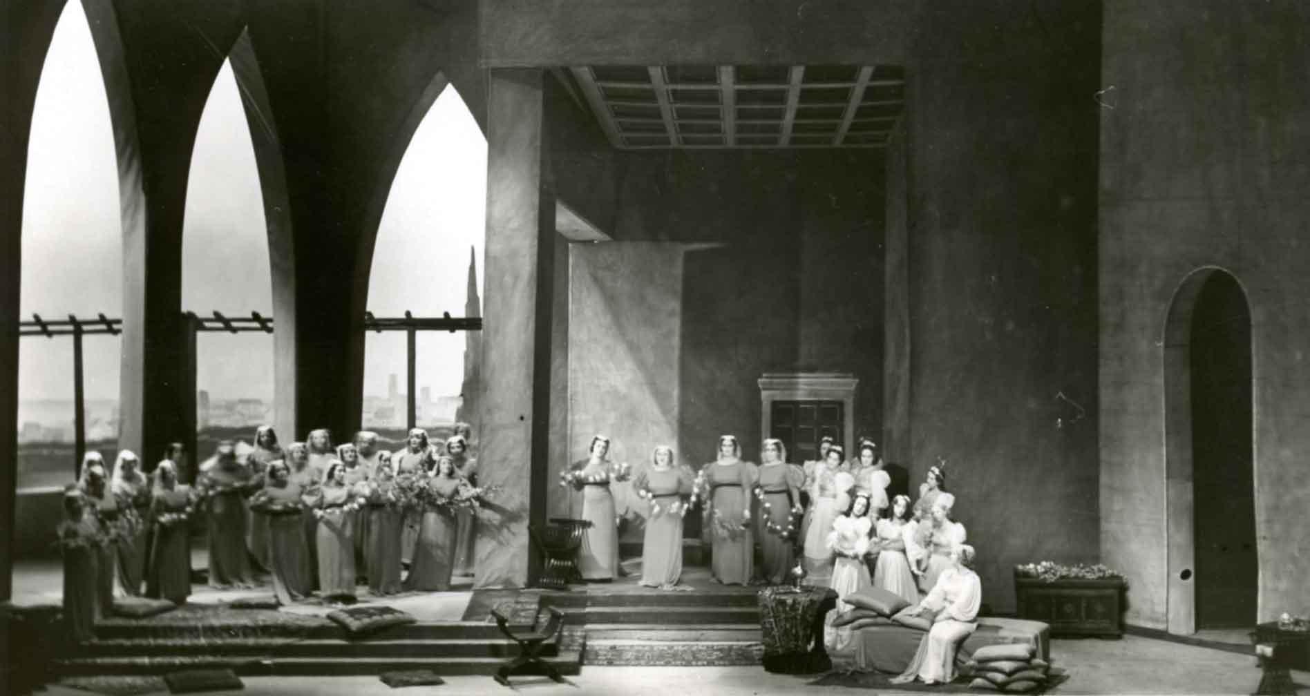 Scenografie e costumi per l'opera